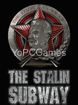 the stalin subway poster