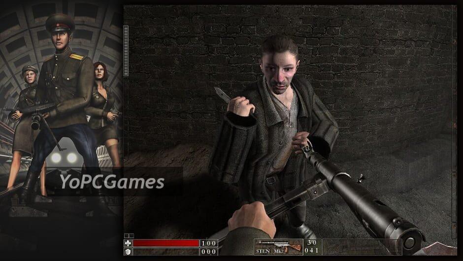 the stalin subway screenshot 1