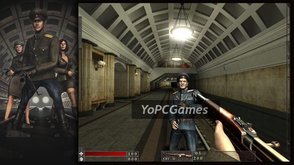the stalin subway screenshot 2