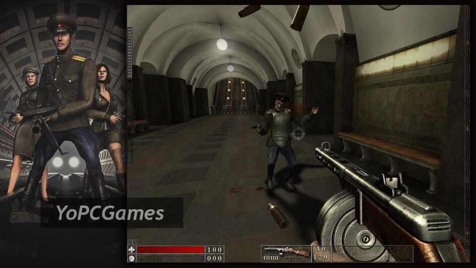 the stalin subway screenshot 5