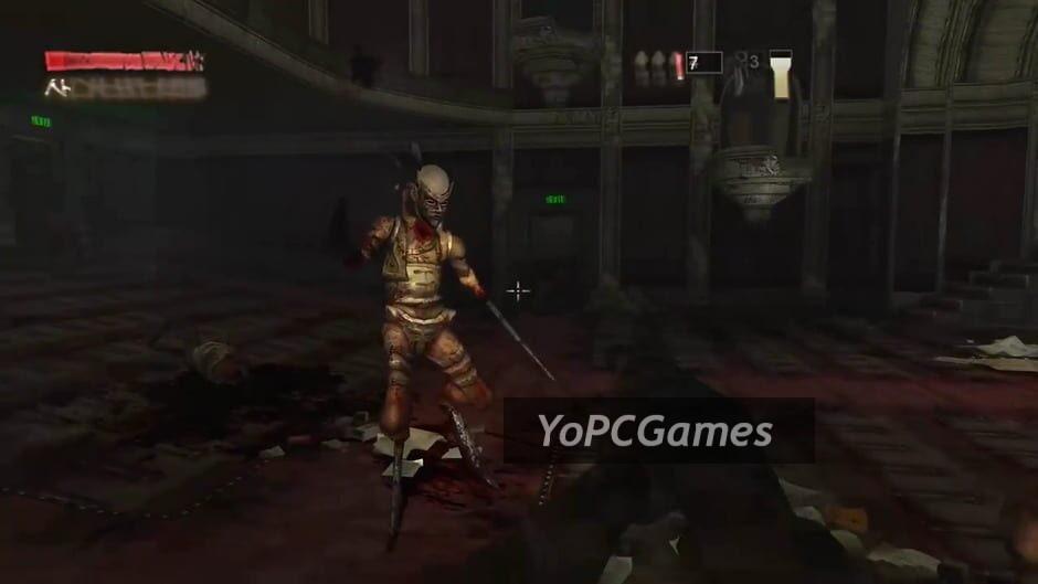 the suffering: ties that bind screenshot 2