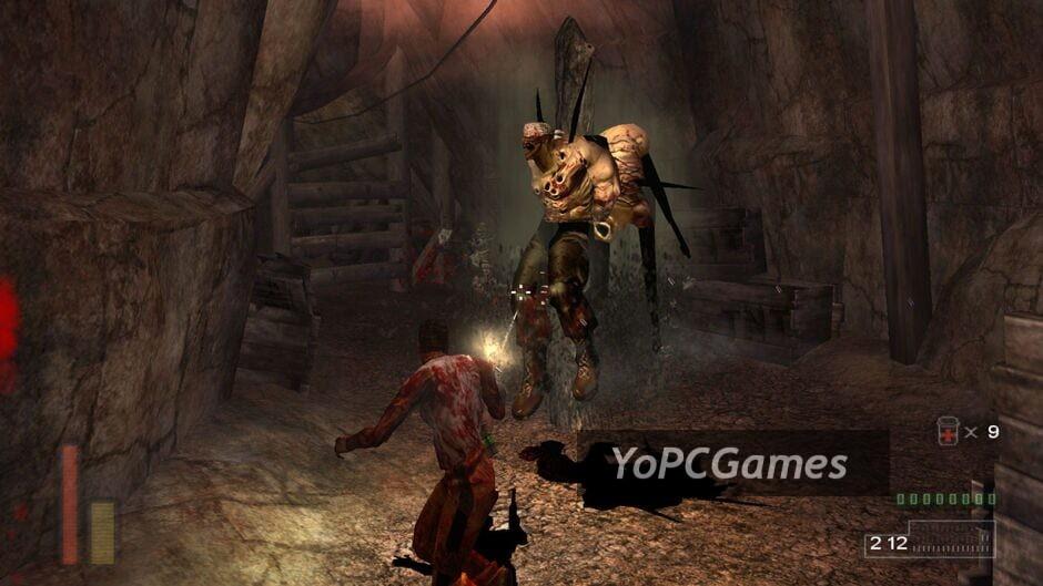 the suffering: ties that bind screenshot 3