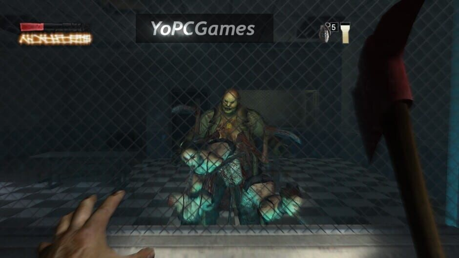 the suffering: ties that bind screenshot 4