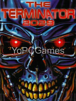 the terminator 2029 poster