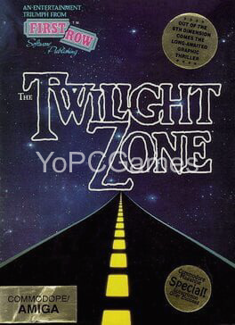 the twilight zone cover