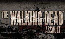 the walking dead: assault poster