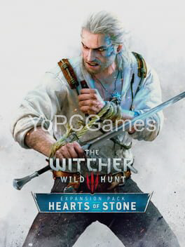 the witcher 3: wild hunt - hearts of stone pc