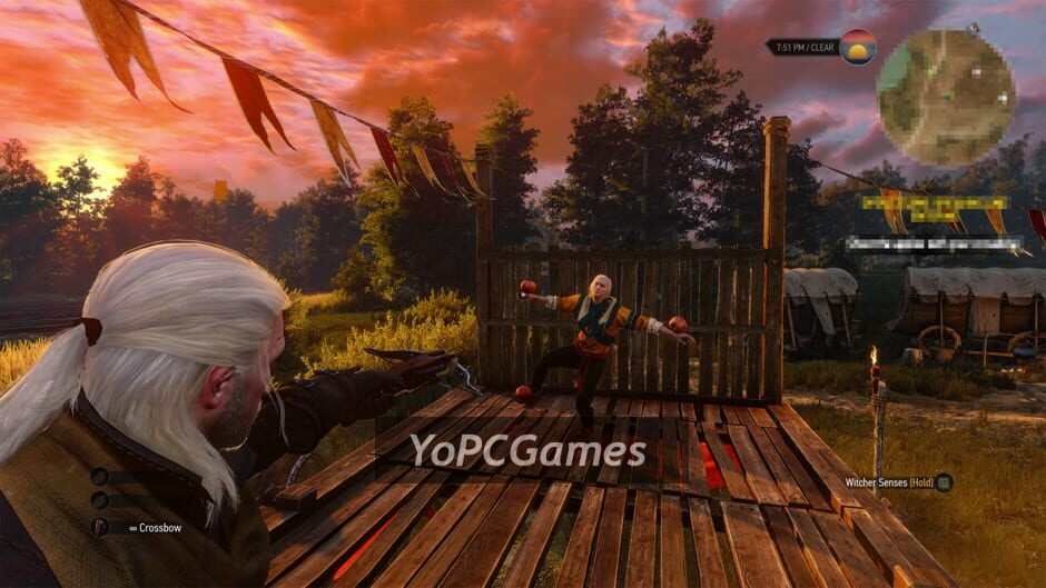 the witcher 3: wild hunt - hearts of stone screenshot 4