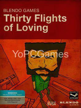 thirty flights of loving pc game