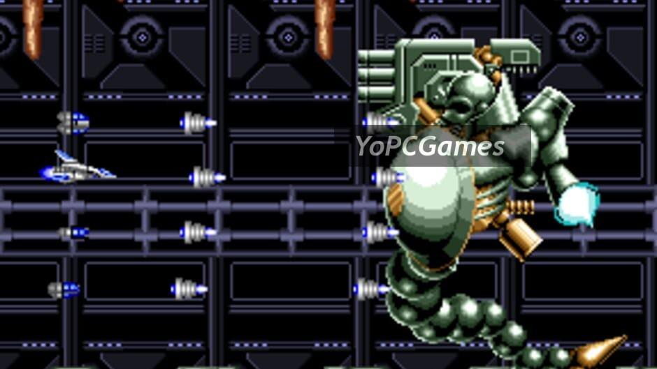 thunder cross ii screenshot 1