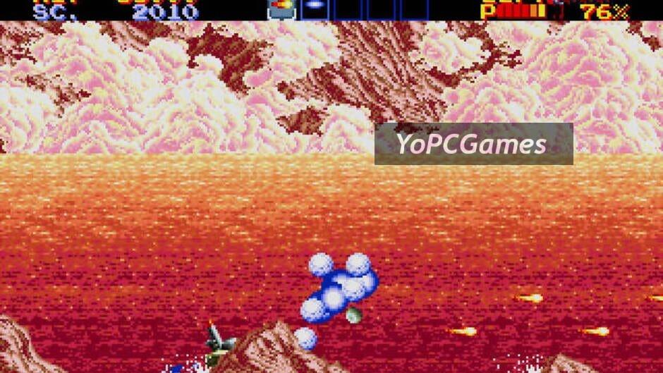 thunder force iv screenshot 1