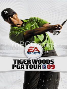 tiger woods pga tour 09 for pc