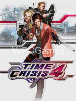 time crisis 4 pc