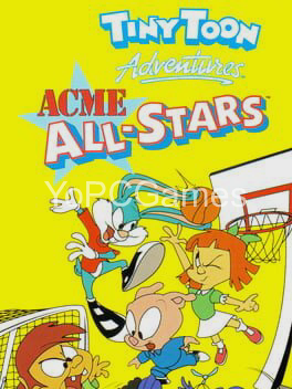 tiny toon adventures: acme all-stars poster