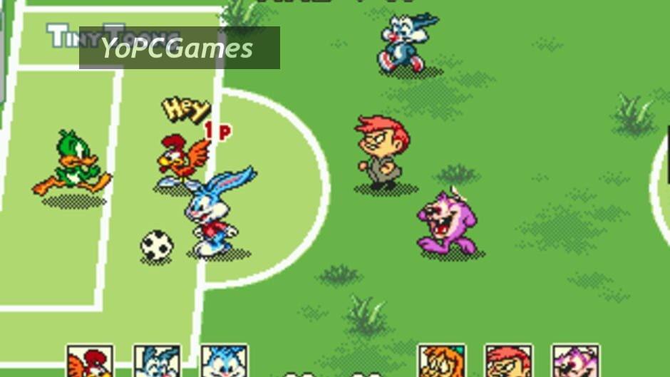 tiny toon adventures: acme all-stars screenshot 1