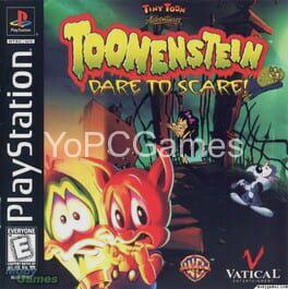 tiny toon adventures: toonenstein - dare to scare! pc
