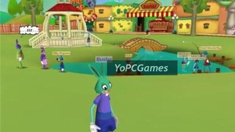 toontown online screenshot 1