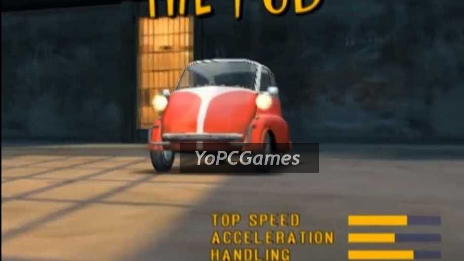 top gear: dare devil screenshot 2