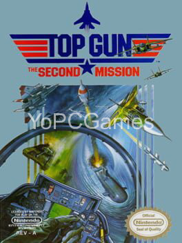 top gun: the second mission cover