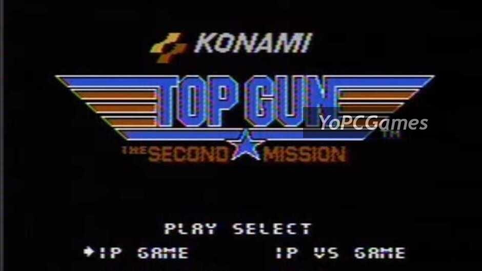 top gun: the second mission screenshot 3