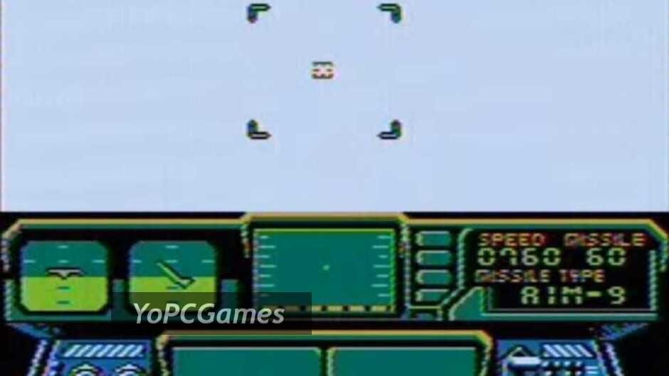 top gun: the second mission screenshot 4