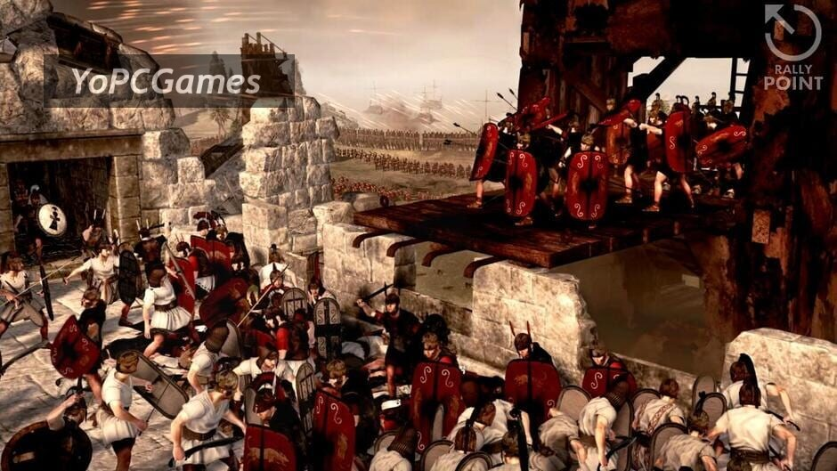 total war: rome ii screenshot 1