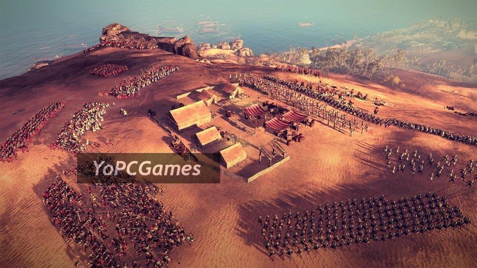 total war: rome ii screenshot 2