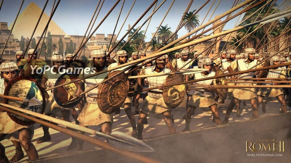 total war: rome ii screenshot 3