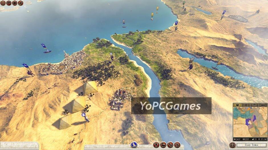 total war: rome ii screenshot 4