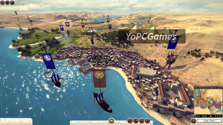 total war: rome ii screenshot 5