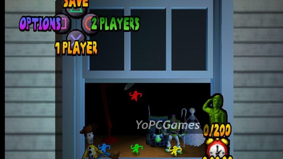 toy story racer screenshot 1