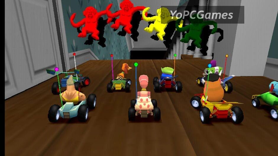toy story racer screenshot 3