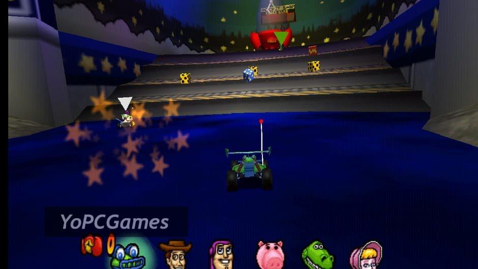 toy story racer screenshot 5