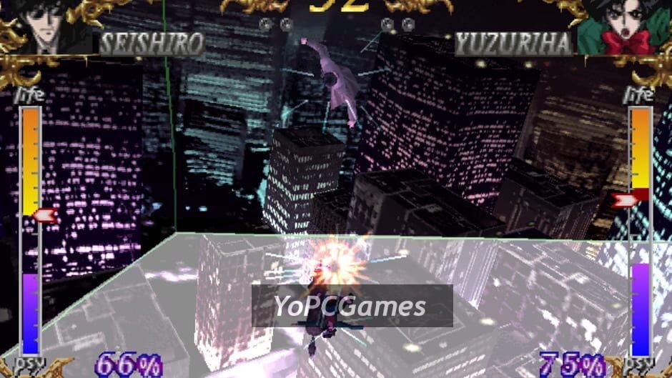 tv animation x - unmei no tatakai screenshot 2