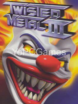 twisted metal iii game