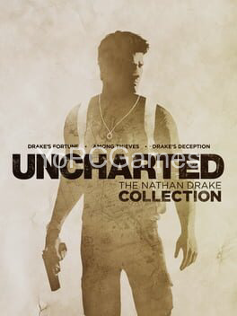 uncharted: the nathan drake collection poster