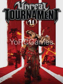 unreal tournament iii cover