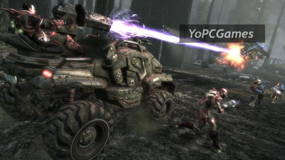 unreal tournament iii screenshot 1