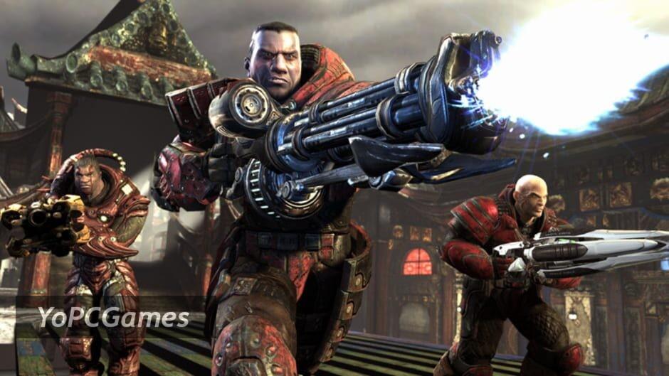 unreal tournament iii screenshot 3