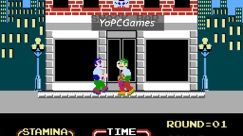 urban champion screenshot 2
