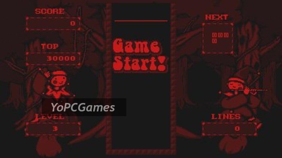 v-tetris screenshot 2