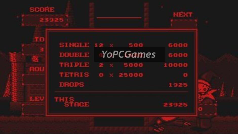 v-tetris screenshot 4