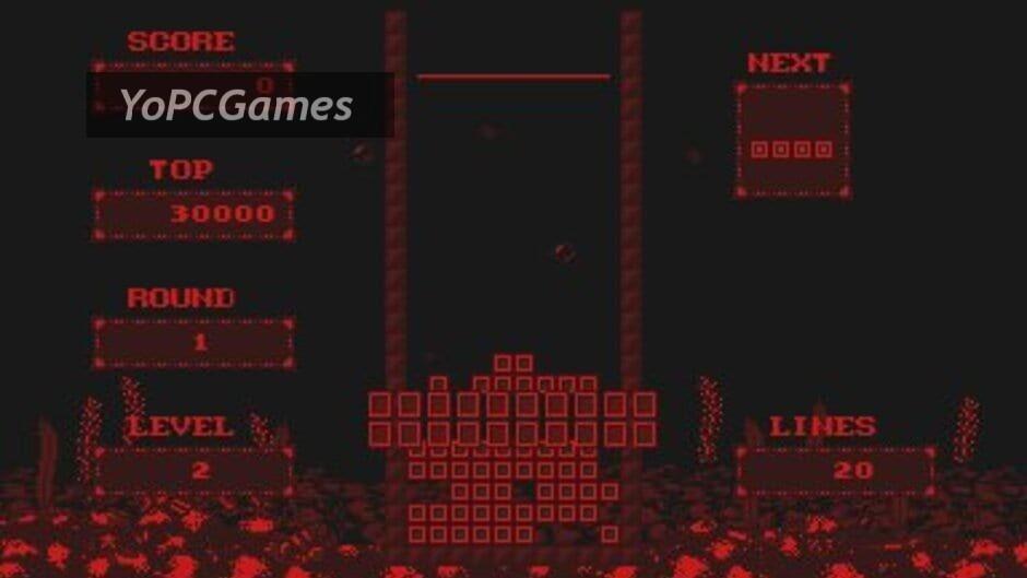 v-tetris screenshot 5