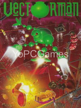 vectorman game