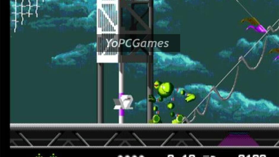 vectorman screenshot 2