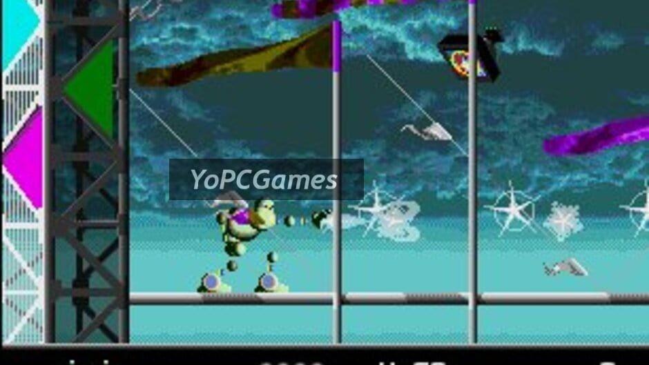 vectorman screenshot 3