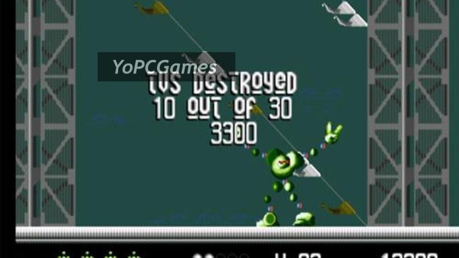 vectorman screenshot 4