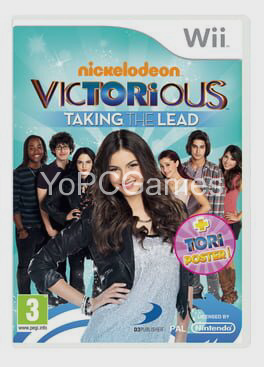 victorious: taking the lead cover