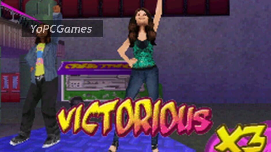 victorious: taking the lead screenshot 2