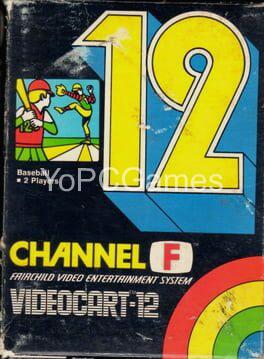 videocart-12: baseball for pc